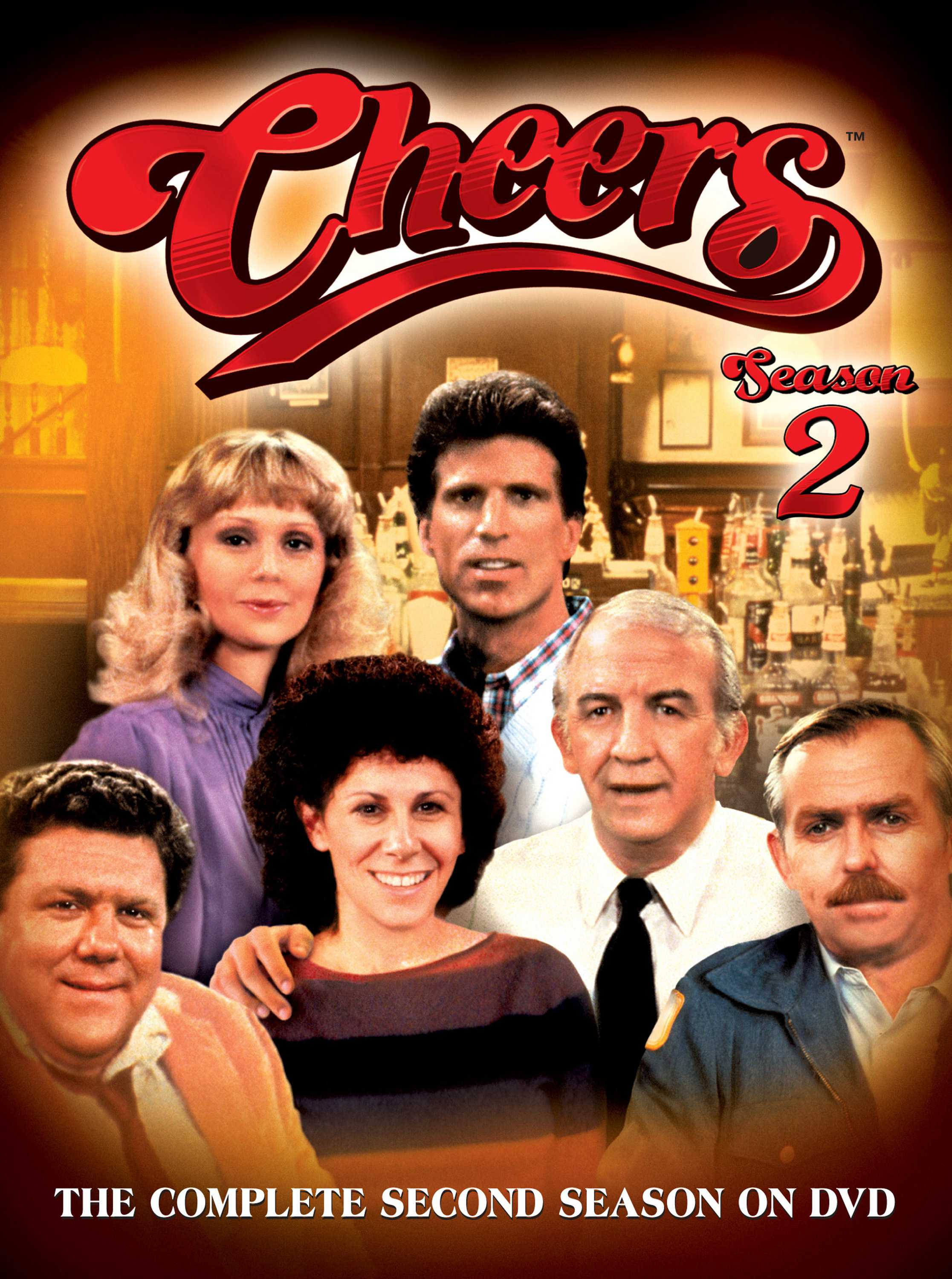 CHEERS:COMPLETE SECOND SEASON BY CHEERS (DVD)