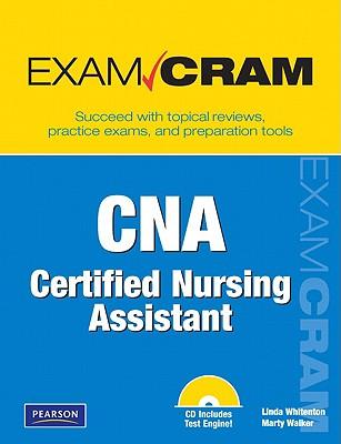 CNA Certified Nursing Assistant By Whitenton, Linda/ Walker, Marty